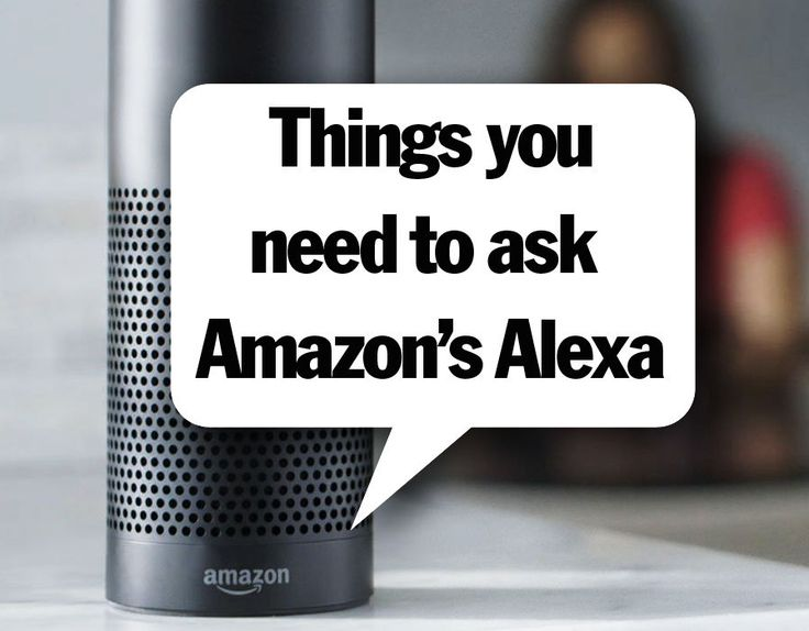 Amazon\'s Echo speaker has plenty of tricks up its sleeve but we bet you didn\'t know you could ask Alexa this