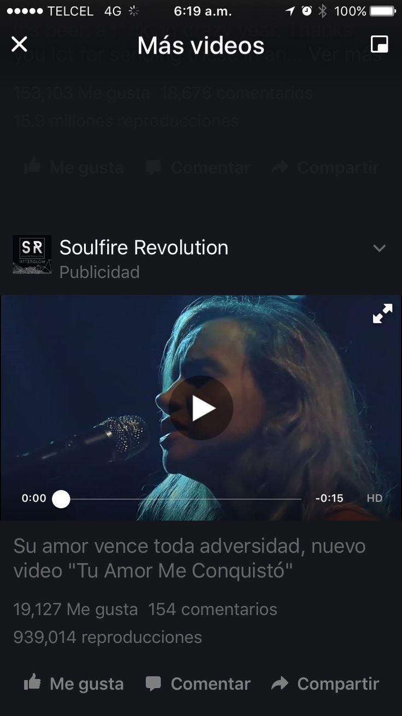 Tu amor me conquistó----Sulfire revolution