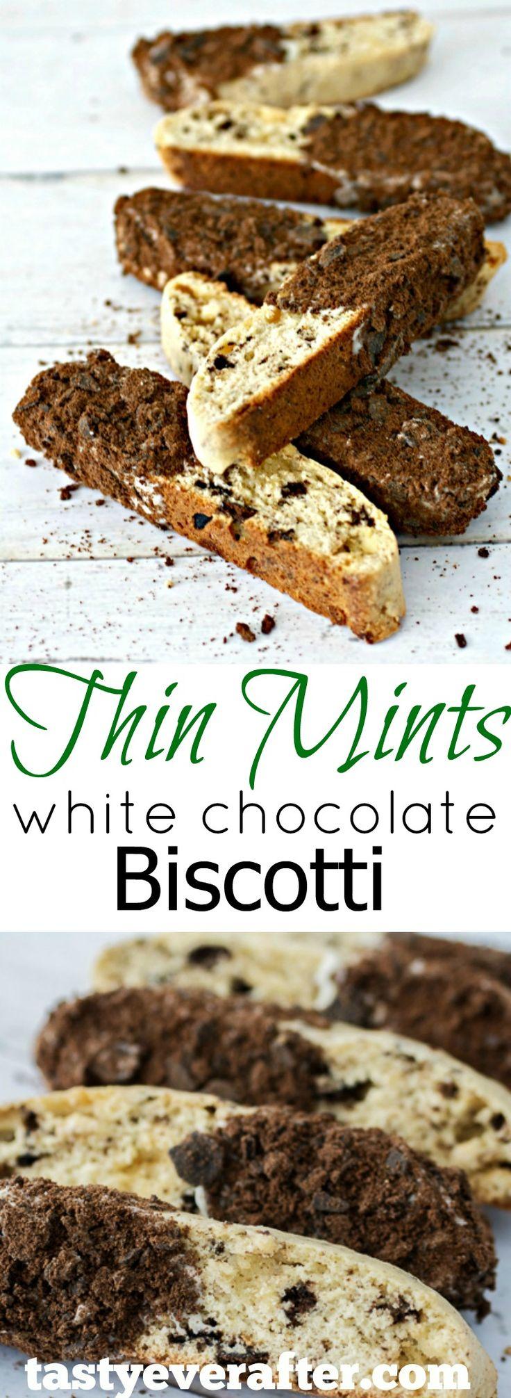 Best 25+ Chocolate biscotti recipe ideas on Pinterest | Biscotti ...