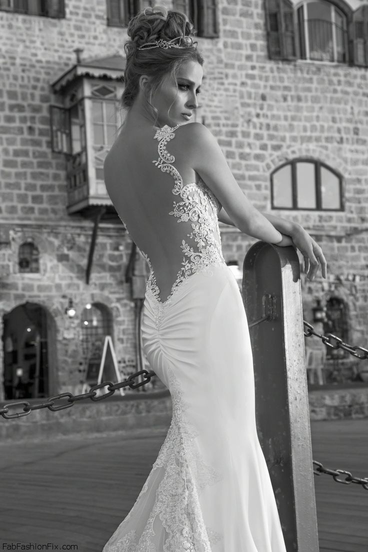 "Galia Lahav wedding dress from ""La Dolce Vita"" 2014 Bridal collection"