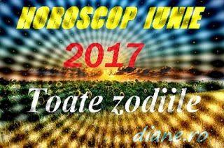 Horoscop, previziuni astrale generale în iunie 2017, în dragoste şi cuplu, muncă şi bani pentru toate zodiile. Pentru a vedea pe larg ce îţi...