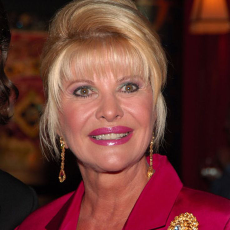 Read about former model, Olympic athlete and former wife of Donald Trump, Ivana Trump, on Biography.com.