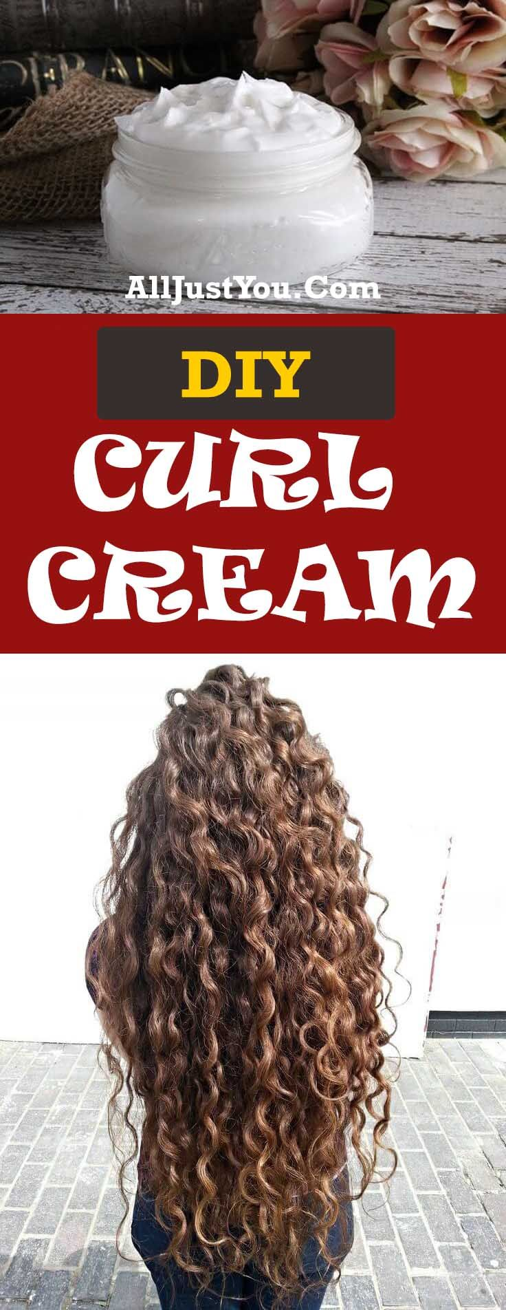 If you have curly or wavy hair, this DIY curl cream recipe will be right up your alley! Instead of saturating your hair with store bought creams and mouses that are loaded with drying alcohols and …