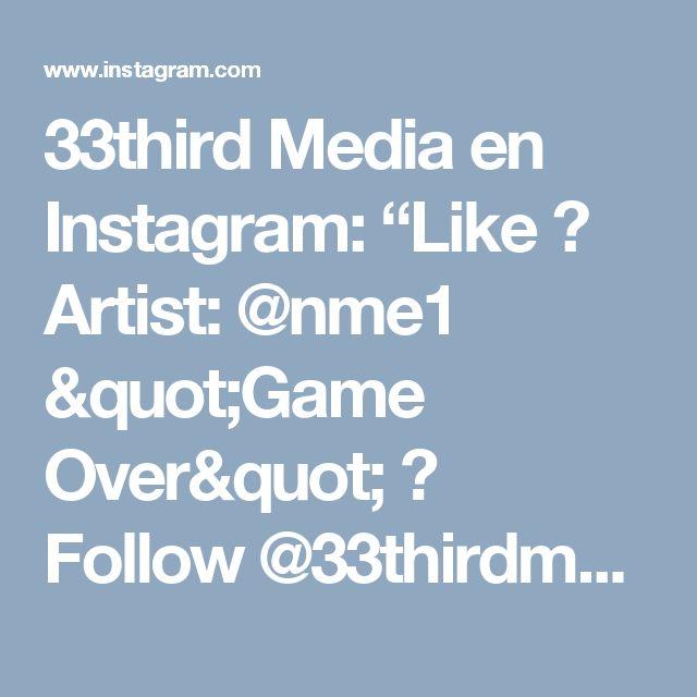 "33third Media en Instagram: ""Like 👍 Artist: @nme1 ""Game Over"" 👉 Follow @33thirdmedia for more. ... #streetart #pikachu #photography #artwork #sculpture #artcollector…"""
