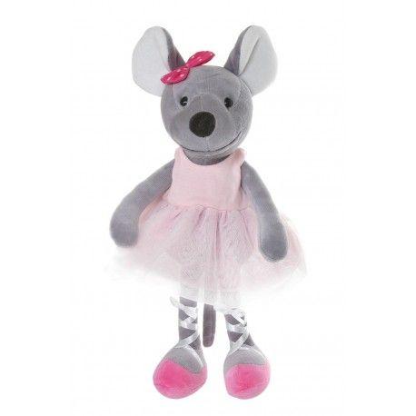 Przytulanka Myszka Baletnica dla Dzieci od lat 3 w pięknej jasno różowej sukience, różowymi baletkami i różową w białe grochy kokardką na głowie.  Uszto w Polsce z bezpiecznych, atestowanych materiałów.  Sprawdźcie sami:)  http://www.niczchin.pl/misie-agaty/2414-myszka-baletnica.html  #myszkabaletnica #myszkaprzytulanka #zabawki #niczchin #krakow