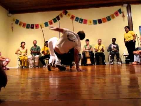 South African women in Capoeira event, 2010