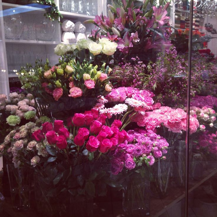 Flowers/Pink/Inspiration/SS2014