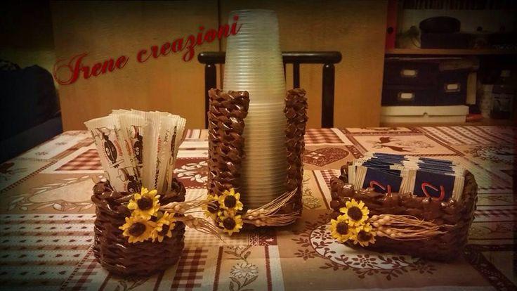 Oltre 1000 idee su portabicchieri su pinterest cuscini - Porta bicchieri ...