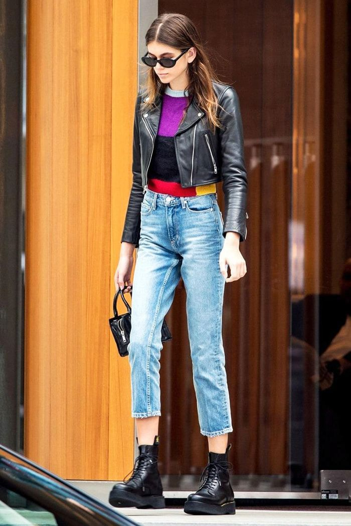 Wear Ankle Boots in 2018 | Kaia gerber