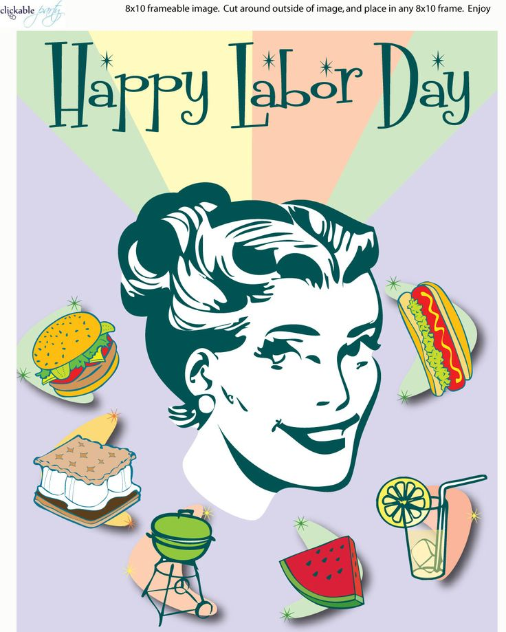 25+ best Labor Day images on Pinterest Happy labour day, Labor day
