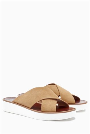 Buy Sporty Flatform Mules online today at Next: Slovakia