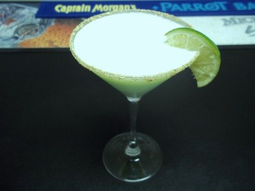 Had a Key Lime martini in Savannah and have been ruined ever since! Must find a comparable recipe.