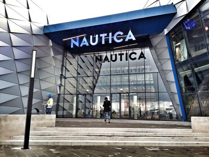 Nautica on syksyllä 2017 avattu kauppakeskus Ahtri 9:ssä lähellä D-terminaalia. Modernissa kauppakeskuksessa on lukuisia vaatetusliikkeitä ja ravintoloita sekä ajanviettomahdollisuuksia. Kauppakeskus on panostanut brändeihin, joita ei löydy Suomesta, kuten vaatetusyritys Takko ja kosmetiikkaan keskittynyt Tradehouse. Täältä löydät myös suuren sisäminigoldradan Park Minigolfin ja Futuroomin, joka tarjoaa virtuaalipelejä. #eckeröline #tallinna #nautica #shopping
