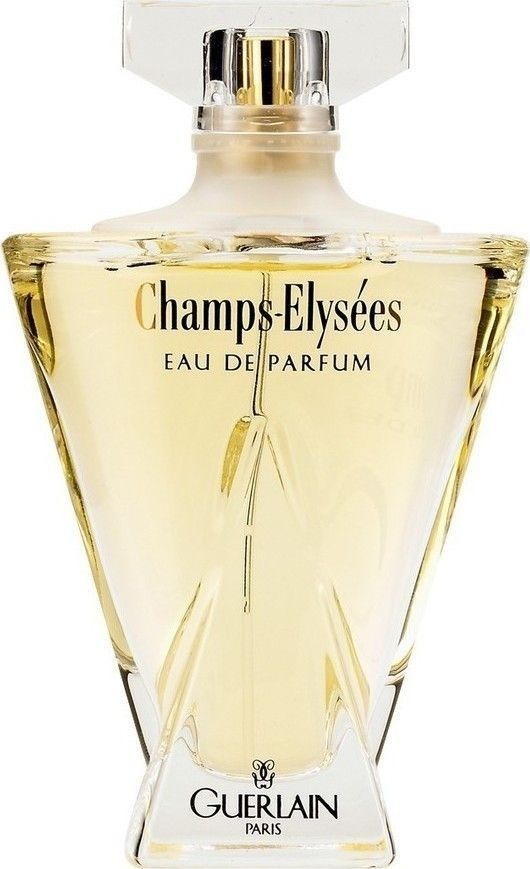 Το Champs Elysees από τον οίκο Guerlain είναι ένα φρουτώδες λουλουδένιο άρωμα για γυναίκες. Αποκτήστε το Eau de Parfum 75ml με έκπτωση, από 116,00€ μόνο με 68,00€! #aromania #GuerlainPerfume #ChampsElyseesPerfume