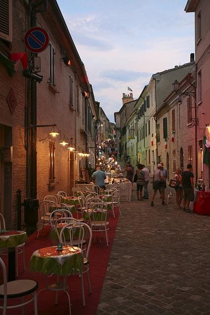 Saludecio by Turismo Emilia Romagna, via Flickr