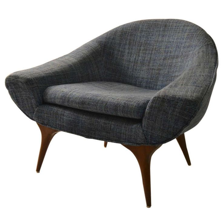 Karpen Lounge Chair | From a unique collection of antique and modern lounge chairs at https://www.1stdibs.com/furniture/seating/lounge-chairs/