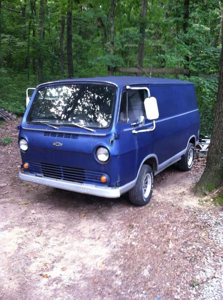 481 best cool old vans images on Pinterest | Custom vans, Cars and ...