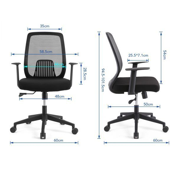 Chaise Ergonomique Avec Support Lombaire Office Interiors Office Chair Office