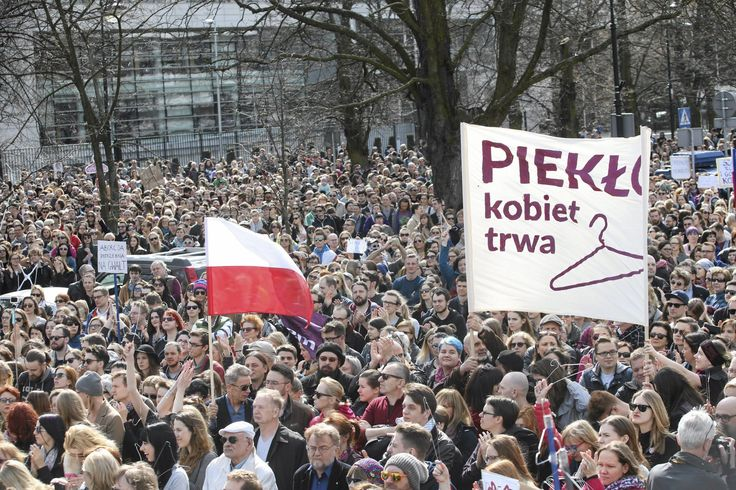 """Poland is considering legislation that would completely ban abortion in the EU member state country. The proposals – criticised as """"medieval""""- would mean abortion would be illegal even in cases of rape or if the foetus has a severe..."""