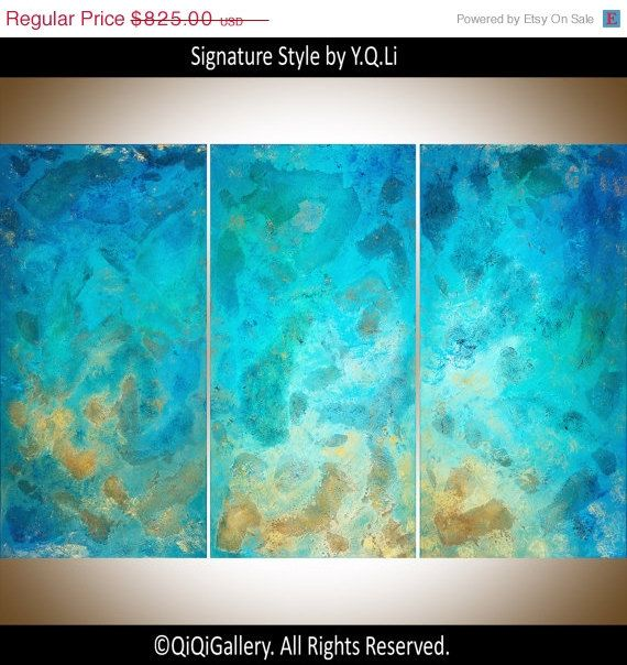 Hey, I found this really awesome Etsy listing at https://www.etsy.com/listing/210906106/sale-huge-art-original-abstract-painting