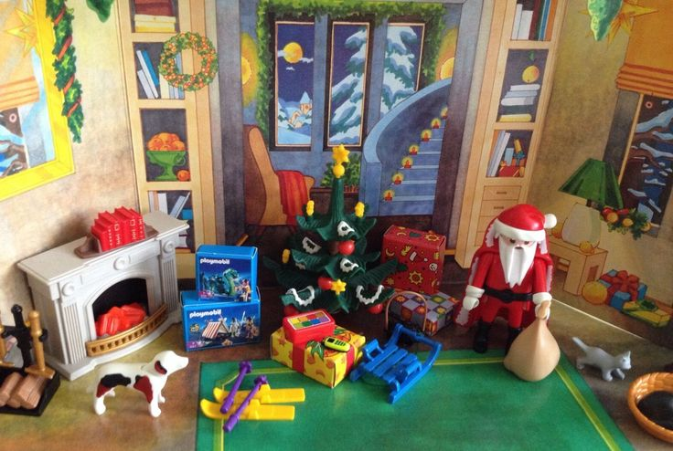playmobil advent calendar christmas eve 4150 ages 4 and up. Black Bedroom Furniture Sets. Home Design Ideas