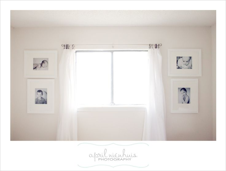 photos:  April Nienhuis Photography: Photography Displays, Photo Display, Wall Displays, Beautuful Window, Dream, Art Display, Display Ideas, Displaying Photos, Bedroom