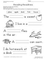 Printables First Grade Reading Printable Worksheets 1000 images about first grade reading ideas on pinterest worksheets