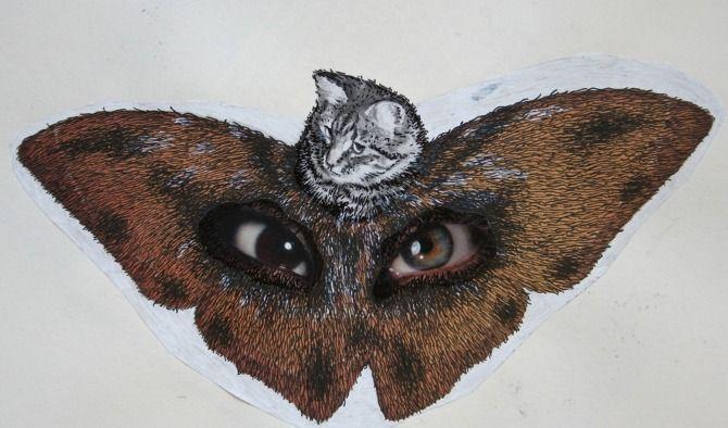 Illustrator artist LOLA DUPRE www.auraphotoagency.com