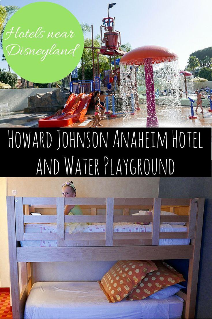 Howard Johnson Anaheim hotel review via christineknight.me