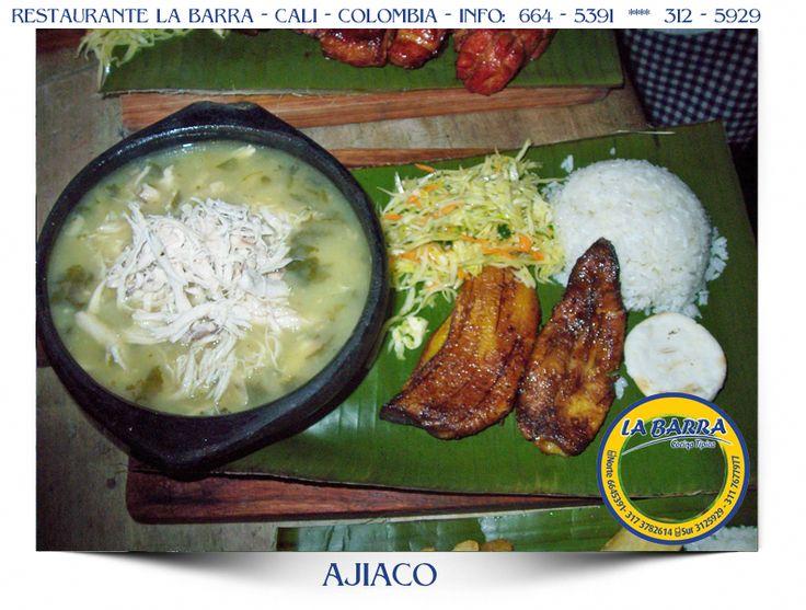 Restaurante la Barra  Ajiaco - #Cali #Colombia