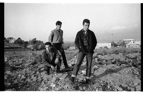 Los Prisioneros, Santiago '88. by Marcelo  Montecino, via Flickr