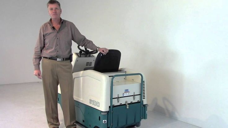 http://www.thesweeper.com/ Explaining the dangers of buying used industrial cleaning equipment online. By pointing out some key aspects to take into consideration when purchasing a used machine, Rick shows that buying cheap can end up costing more in the long run. This video also contains a short summary of some of the steps Factory Cleaning Equipment takes when rebuilding industrial floor cleaning equipment. The machine that is presented in this video is a 2006 Tennant 6100 Rider Sweeper.