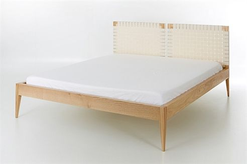 Corsica Solid Ash Bed Frame