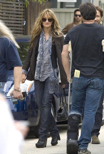 karen from californication ~ rock boho