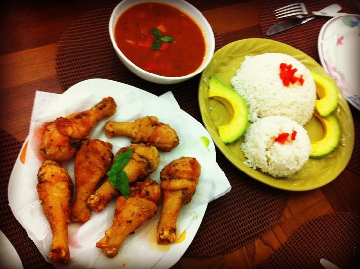 Comida dominicana related keywords comida dominicana for Cocina dominicana