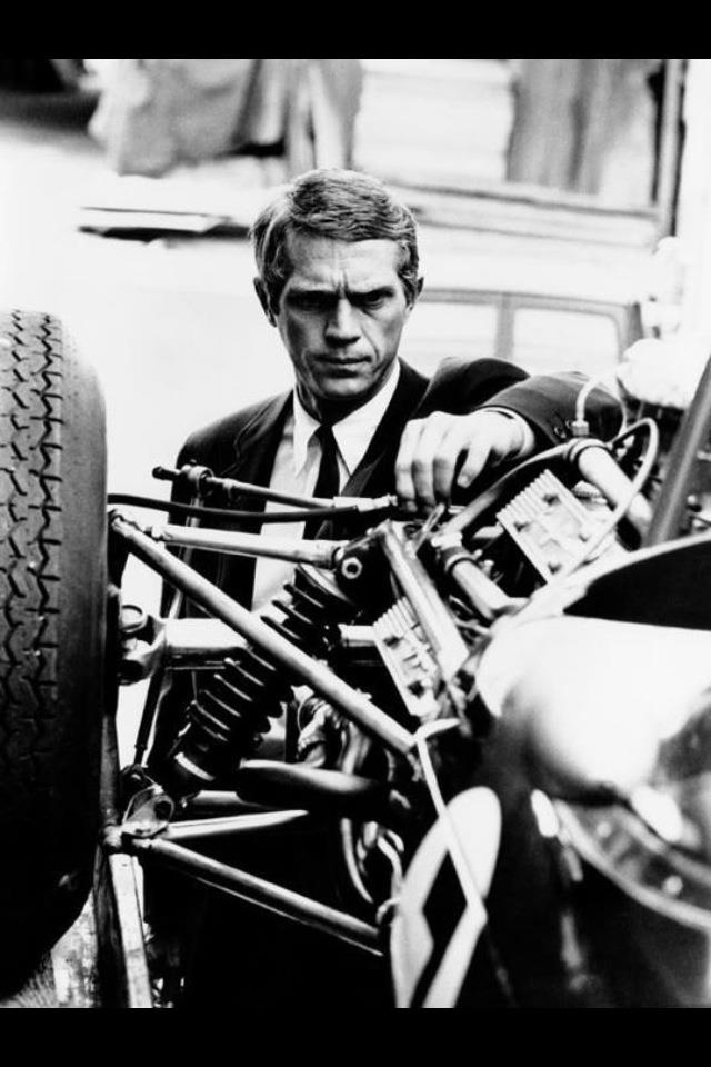 with widows steve mcqueen fashions his version of the - 591×787
