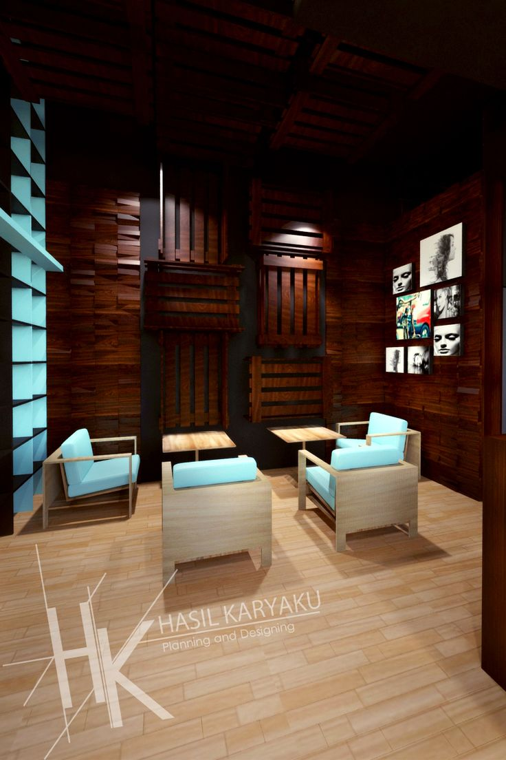 Sky Wood Cafe. Surabaya