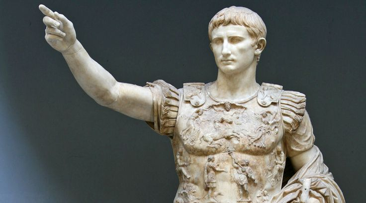 Two thousand years ago today, the Roman Emperor Augustus died. His reign marked the start of a 200-year period of peace and prosperity for the empire.