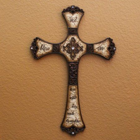 Metal Cross Wall Decor 327 best crosses images on pinterest