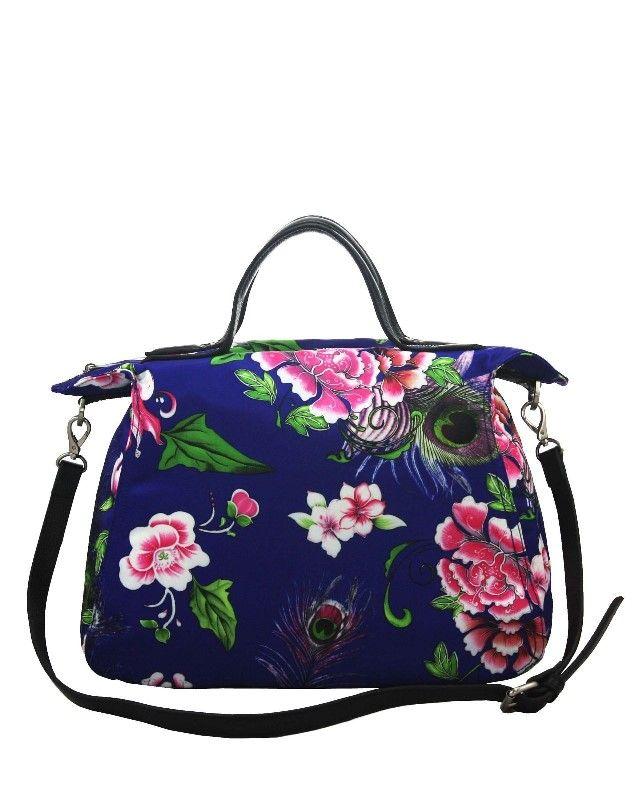 25 beste idee n over blauwe handtas op pinterest kate spade portemonnees en clutch handtassen - Kleuren die zich vermengen met de blauwe ...