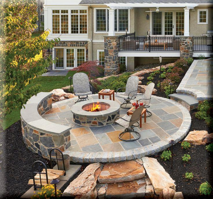 DiSabatino Landscaping has been providing superior landscape design & installation services in Delaware. For custom architectural landscape design, contact: disabatinoinc.com