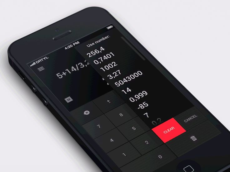 #mobile ui #inspiration