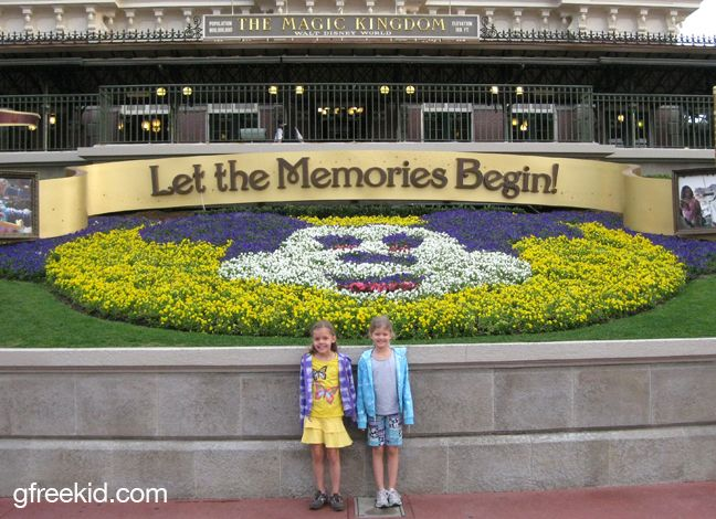 Disney's Magic Kingdom Park: Gluten-Free for Cheapskates