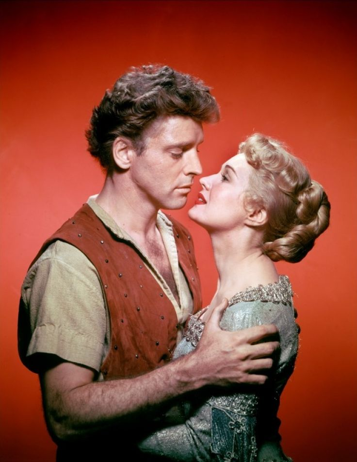 Virginia Mayo movie stills   La flèche et le flambeau - Virginia Mayo - Burt Lancaster Image 2 sur ...