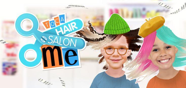13 best toca hair salon me images on pinterest beauty for Toca hair salon me