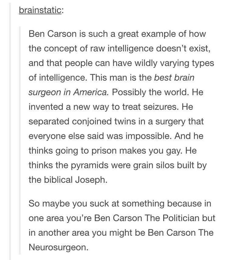 [Image] Be The Best Ben Carson You Can Be http://bit.ly/2mvUxoF #motivation