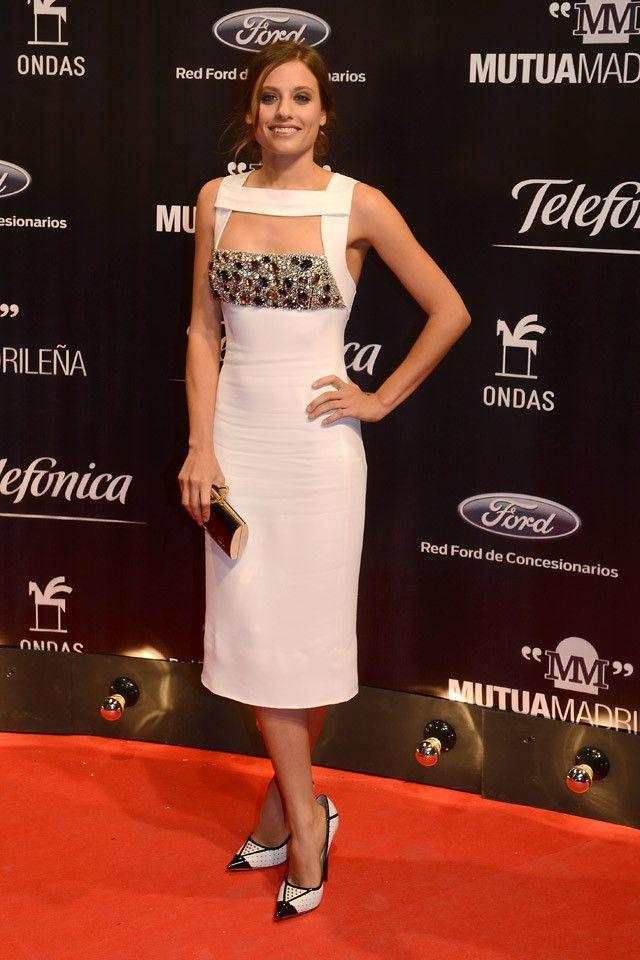 Michelle Jenner es quien más brilla en los Premios Ondas 2013