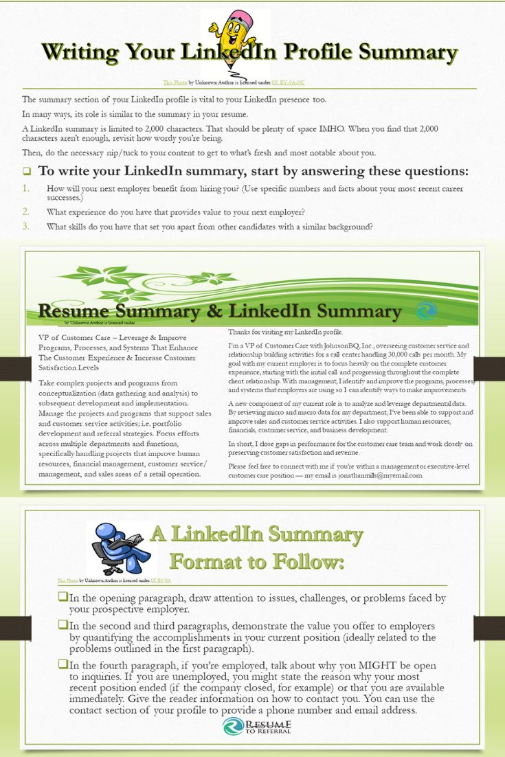 How to optimize your linkedin profile indepth guide