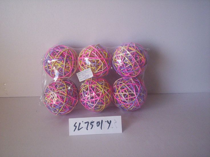 6 Cm Rattan Balls For Holiday And Garden Decoration From Quanzhou Ruihua  Crafts Company
