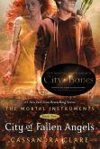 Cassandra Clare - Mortal Instruments; City of Fallen Angels (#4) [Nog lezen]